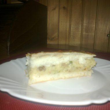 Zemiakový koláč (Grulikuchen)