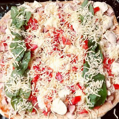 Pizza kolac