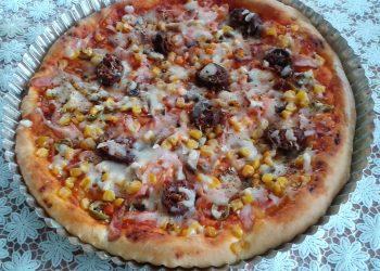Výborná domáca pizza