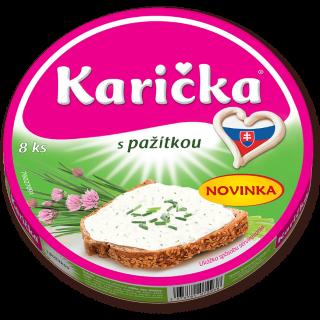 Karička s pažítkou (125 g)