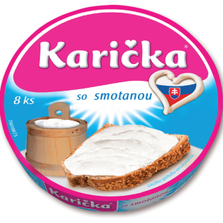 Karička so smotanou 125 g