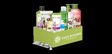 25x Kozmetický balíček Yves Rocher